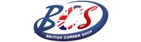 Peter Howarth, Technical Director, British Corner Shop logo