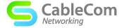 RHYS THOMAS, GROUP OPERATIONS DIRECTOR, CABLECOM NETWORKING logo